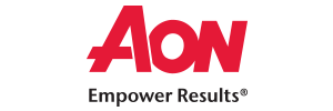 AON logo with tagline