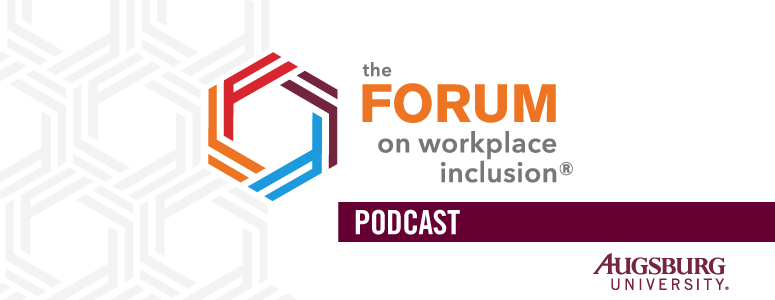 Podcast Ep. 21 – Building a Healthy Occupational Identity While Working in Diversity, Equity, and Inclusion