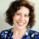 podcast presenter Luiza Dreasher