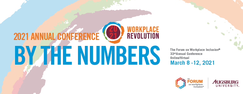 2021 Annual Conference By the Numbers